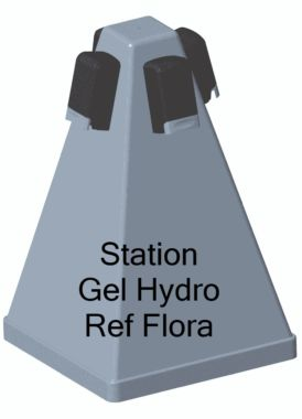Station Gel Hydro ref Flora 02